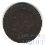 10 чентезимо, 1922 г., Италия(Витторио Эмануэль III)