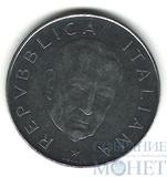 100 лир, 1974 г., Италия(100-летие со дня рождения Гильельмо Маркон)