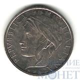 100 лир, 1995 г., Италия(50 ЛЕТ ПРОДОВОЛЬСТВЕННОЙ ОРГАНИЗАЦИИ ООН ФАО)