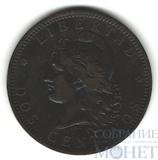 2 сентаво, 1884 г., Аргентина