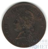 2 сентаво, 1894 г., Аргентина