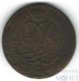 5 копеек, 1760 г., б/б