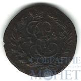 полушка, 1783 г., КМ