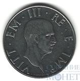 2 лиры, 1940 г., Италия(Виктор Эммануил III (1900-1946))