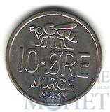 10 ере, 1963 г., Норвегия