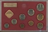 Годовой набор монет ГБ СССР, 1977 г.