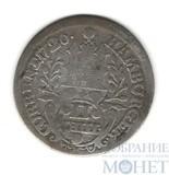 2 шиллинга, серебро, 1726 г., IHL, Гамбург (Германия)