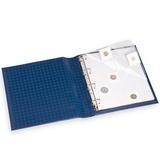 Листы-обложки GRANDE для монетных рамок размером 50 х 50 мм. Цена за уп. из 5 шт.