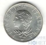 500 лир, серебро, 1990 г., АЦ, Италия (Президентство Италии в ЕС)