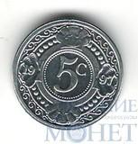 5 центов, 1997 г., Нидерландские Антиллы(Антильские острова)