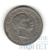5 сентим, 1908 г., Люксембург