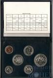 Набор монет, 1983 г., Канада