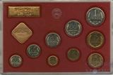 Годовой набор монет ГБ СССР, 1976 г.
