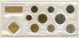 Годовой набор монет ГБ СССР, 1980 г., редкий