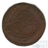 5 копеек, 1784 г., ЕМ