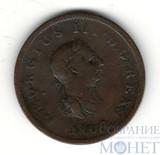 1/2 пенни, 1807 г., Великобритания, (Георг III)