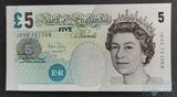 5 фунтов, 2002-2012 гг.., Англия