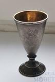 Рюмка, серебро