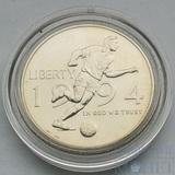"""50 центов, 1994 г., (Р), США,""""Кубок мира по футболу в США)"""