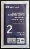Холдер для банкнот № 2, 60х120, 50 шт.