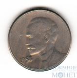 1 сентаво, 1958 г., Куба