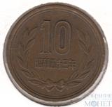 10 йен, 1989 г., Япония