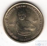 5 рупий, 2013 г., Индия