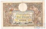 100 франков, 1934 г., Франция
