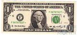 1 доллар, 2006 г., США