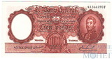 100 песо, 1968 г., Аргентина