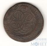 5 копеек, 1758 г., ММ