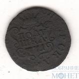 Сибирская монета, полушка, 1771 г., КМ, Биткин - R1