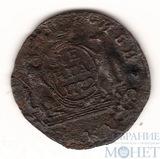 Сибирская монета, копейка, 1772 г., КМ