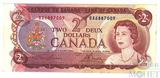 2 доллара, 1974 г., Канада
