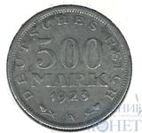 500 марок, 1923 г., А, Веймарская республика(Германия)