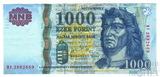 1000 форитнтов, 2006 г., Венгрия
