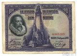 100 песет, 1928 г., Испания