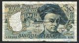 50 франков, 1989 г., Франция