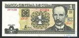 1 песо, 2002 г., Куба