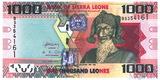 1000 леоне, 2010 г., Сьерра-Леоне