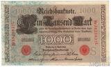 1000 марок, 1910 г., Германия