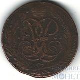 """5 копеек, 1761 г.,""""без букв"""""""