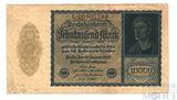 10000 марок, 1922 г., Германия(Веймарская республика)