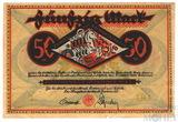 50 марок, 1922 г., Германия(Дортмунд-Нотгельд)