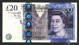 20 фунтов, 2006 г., Англия