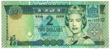 2 доллара, 2002 г., Фиджи