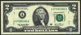 2 доллара, 2003 г., США