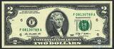 2 доллара, 2009 г., США