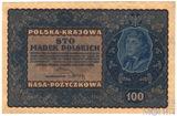 100 марок, 1919 г., Польша