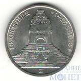 3 марки, серебро, 1913 г., Е, Саксония(Германия)